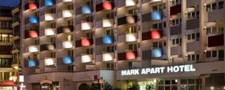 Hotel Mark Apart Hotel Außenaufnahme