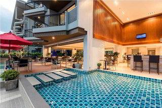 Hotel The Charm Resort Phuket Außenaufnahme