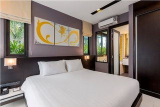 Hotel The Charm Resort Phuket Wohnbeispiel