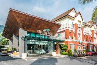 Hotel The Beach Heights Resort Außenaufnahme
