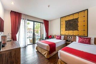 Hotel The Beach Heights Resort Wohnbeispiel