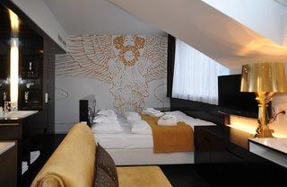 Hotel Alma Boutique Hotel Wohnbeispiel