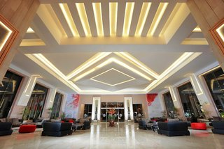 Hotel Beach Albatros Resort Lounge/Empfang