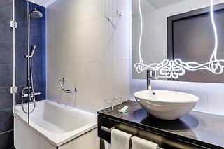 Hotel Ciutadella Barcelona Badezimmer