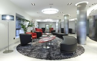 Hotel Ciutadella Barcelona Lounge/Empfang