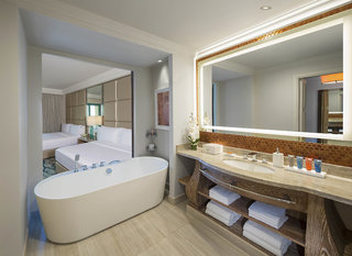 Hotel Atlantis - The Palm Badezimmer