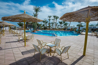 Hotel Shams Safaga Resort Terasse