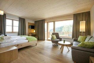 Hotel Naturparkhotel Bauernhofer Wohnbeispiel