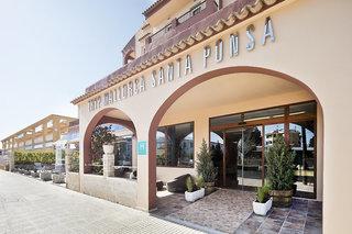 Hotel Hotel Santa Ponsa Pins Außenaufnahme