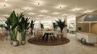 Hotel tent Playa de Palma Restaurant