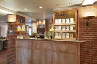 Hotel GHOTEL hotel & living Kiel Lounge/Empfang