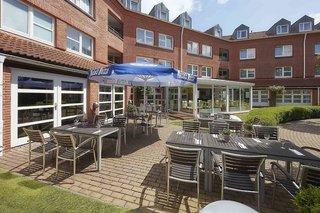 Hotel GHOTEL hotel & living Kiel Terasse