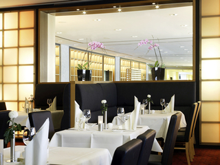 Hotel NH Berlin Alexanderplatz Restaurant
