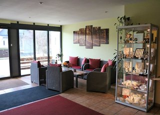 Hotel Regiohotel am Brocken Schierke Lounge/Empfang
