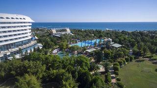 Hotel Concorde de Luxe Resort Luftaufnahme