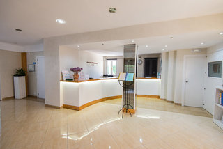 Hotel Bella Mar Lounge/Empfang