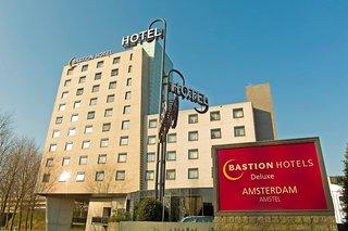 Hotel Bastion Amsterdam Amstel Außenaufnahme