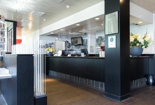 Hotel Bastion Amsterdam Amstel Lounge/Empfang