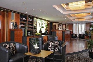 Hotel Best Western Hotel zur Post Lounge/Empfang