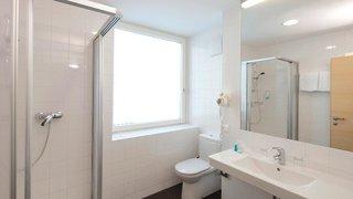 Hotel Austria Trend beim Theresianum Badezimmer