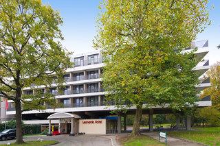 Hotel Leonardo Hotel Hannover Außenaufnahme