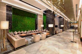 Hotel Doubletree By Hilton Istanbul - Piyalepasa Lounge/Empfang