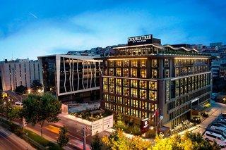 Hotel Doubletree By Hilton Istanbul - Piyalepasa Außenaufnahme