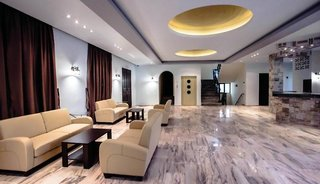Hotel Diogenis Blue Palace Lounge/Empfang