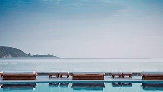 Hotel Mitsis Rinela Beach Resort & Spa Außenaufnahme
