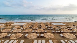 Hotel Mitsis Rinela Beach Resort & Spa Strand