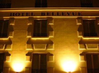 Hotel Bellevue Montmartre Außenaufnahme