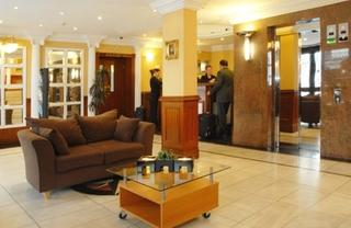 Hotel Royal Eagle Lounge/Empfang