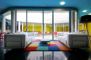 Hotel Acta Mimic Lounge/Empfang