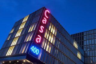Hotel Casa Amsterdam Hotel Außenaufnahme