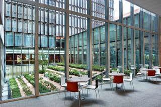 Hotel Casa Amsterdam Hotel Lounge/Empfang