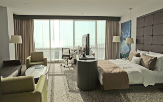 Hotel Doubletree by Hilton Istanbul Moda Wohnbeispiel
