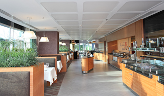 Hotel Doubletree by Hilton Istanbul Moda Restaurant