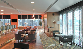 Hotel Doubletree by Hilton Istanbul Moda Lounge/Empfang