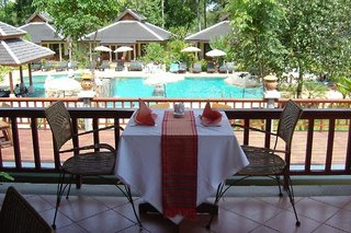 Hotel The Leaf on The Sands by Katathani Resorts Restaurant