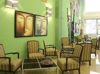 Hotel Diamar Lounge/Empfang