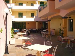 Hotel Baia Marina Terasse