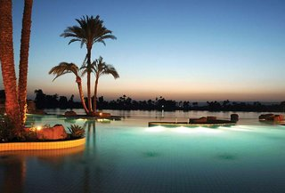 Hotel Jolie Ville Kings Island Luxor Pool