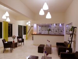 Hotel Kristalli Lounge/Empfang
