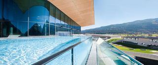 Hotel Tauern Spa Zell am See Kaprun Pool
