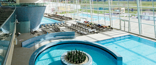 Hotel Tauern Spa Zell am See Kaprun Hallenbad