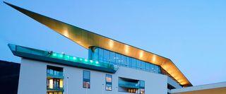 Hotel Tauern Spa Zell am See Kaprun Außenaufnahme