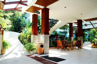 Hotel Anyavee Ban Ao Nang Resort Terasse