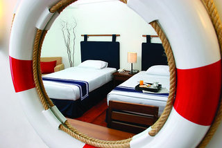 Hotel A-One The Royal Cruise Wohnbeispiel