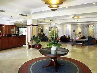 Hotel Mercure Wien Westbahnhof Lounge/Empfang