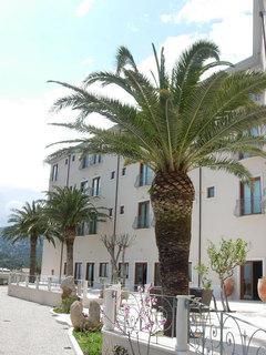 Hotel Brancamaria Außenaufnahme